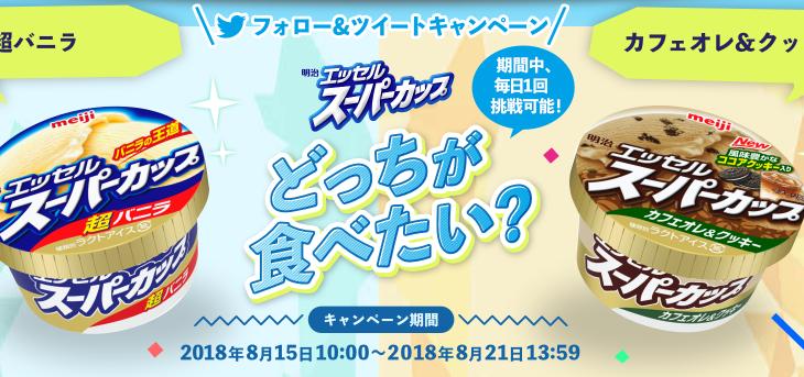 【1万名】イオン エッセルスーパーカップ