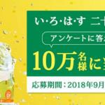 【10万名】い・ろ・は・す 二十世紀梨